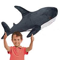 Мягкая игрушка большая Акула из Икеи FANCY