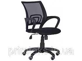Кресло  Веб Черный