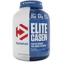Протеин Dymatize Elite Casein, 1.8 кг Шоколад