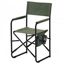 Кресло складное туристическое Vitan Режиссер (800х480х450мм), зеленое