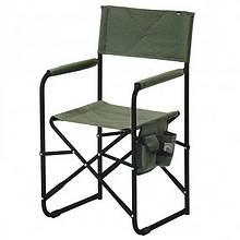 Крісло доладне туристичне Vitan Режисер (800х480х450мм), зелене