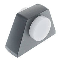 Підсвічування LED фасадна Brille IP54 AL-273/2х5W, фото 1