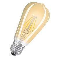 Світлодіодна лампа Biom FL-418 ST-64 8W E27 2350K Amber, фото 1