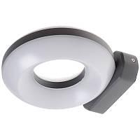 Світильник фасадний накладної Brille LED IP54 AL-67/12W, фото 1