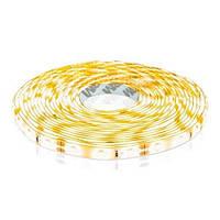 Светодиодная лента OEM ST-12-2835-60-WW-65 теплая белая, герметичная, 5м