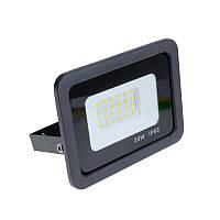 Прожектор LED для торговых площадей Brille HL-57/20W NW, фото 1