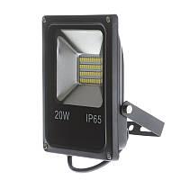 Прожектор вуличний LED вологозахищений IP65 HL-31/20W SMD NW, фото 1