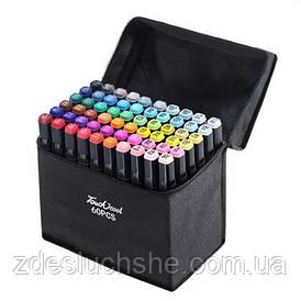 Набір Скетч маркерів двосторонні 60 шт SKL11-290097