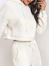 Костюм двойка женский свитшот с капюшоном и штаны MaLina, фото 3