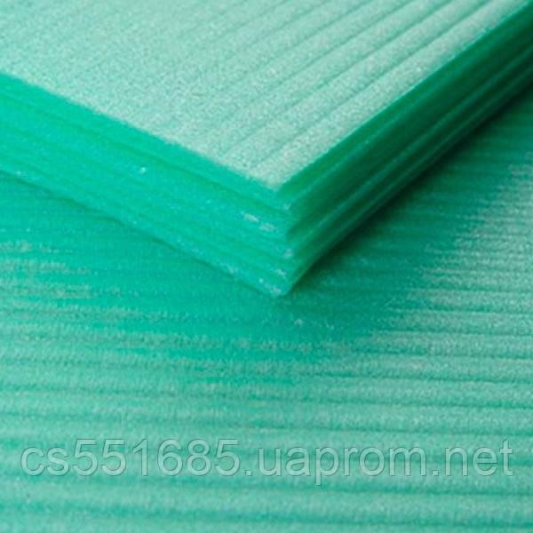 5мм - подложка под ламинат полистирольная D'Floor  (1000x500мм)