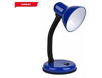 Світлодіодний світильник настільний Luxel 220-240V 7W 4000K (TL-11BL) Синій