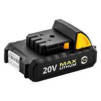 Акумуляторна батарея DEKO 20VY 20V-1.5 Ah Li-Ion