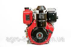 Двигатель дизельный Weima WM188FB (вал под шпонку) 12 л.с., шпонка
