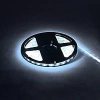 Стрічка світлодіодна Horoz Electric NIL 5м 2А 6400К холодний білий світ (081-002-0001)