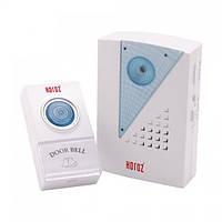 Дзвінок дверний Horoz Electric Lord на батарейках (086-001-0001)
