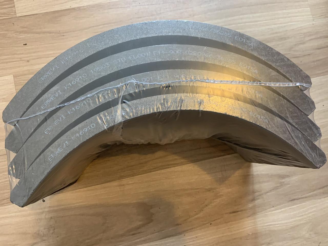 Гальмівні накладки (360х170) IVECO EUROCARGO
