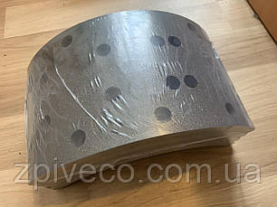 Гальмівні накладки (360х170) IVECO EUROCARGO, фото 3