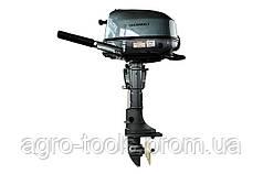 Лодочный мотор Grunwelt GW-600WK (водяное охлаждение)