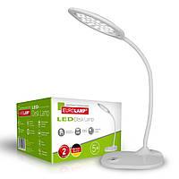 EUROLAMP LED Світильник настільний у стилі хайтек 5W 5300-5700K білий