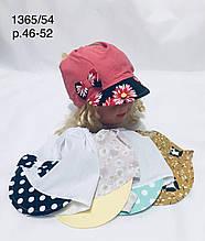 Летняя панамка для девочки р. 46-52