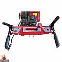 Снігоприбиральник бензиновий WXS0722A Двиг WM170FS/P Recoil start. 560мм, 4+2скорости, фото 8