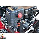 Снігоприбиральник бензиновий WXS0722A Двиг WM170FS/P Recoil start. 560мм, 4+2скорости, фото 9