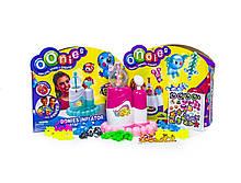 Набор для создания игрушек OONIES - ВОЛШЕБНАЯ ФАБРИКА (36 заготовок, надувная станция, 30 деталей)