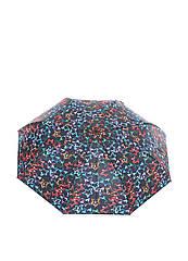 Зонт-полуавтомат Baldinini Черный в звездах (48)
