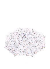 Зонт-полуавтомат Baldinini Белый в зонтиках (566)