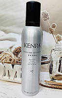 Мус для укладання волосся міцної фіксації KENRA Volume Mousse Extra 17
