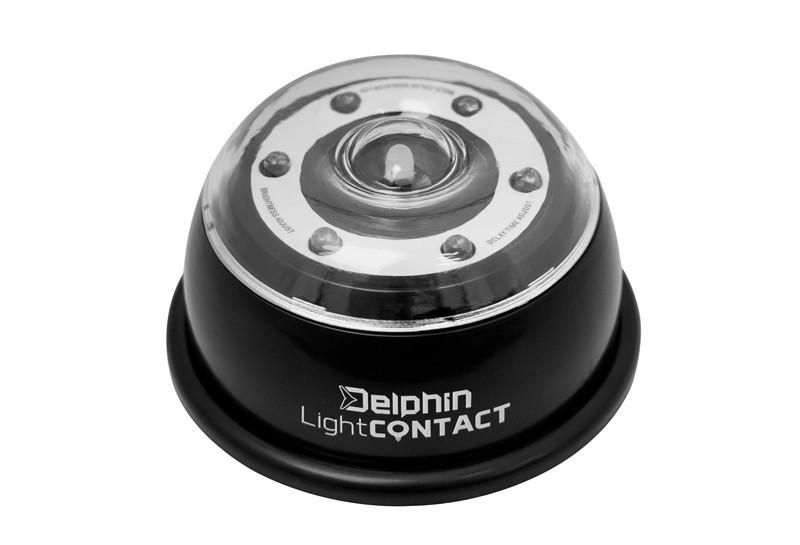 Світлодіодний ліхтар для намету Delphin LightCONTACT 6 + 1