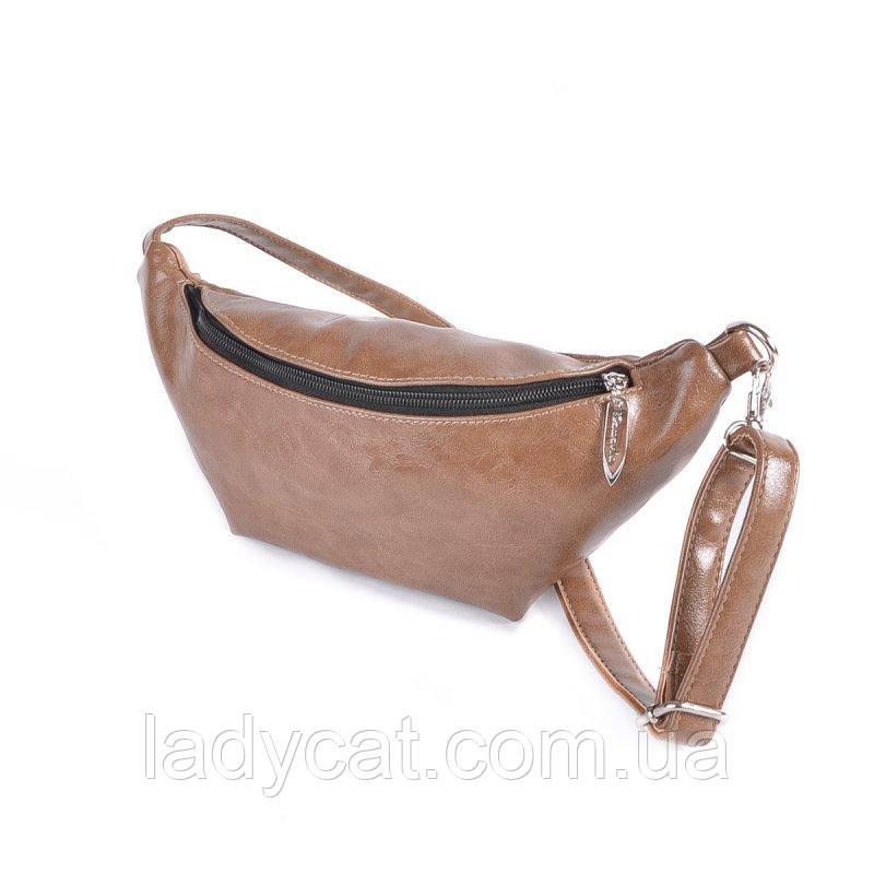 Жіноча сумка на пояс М288-15