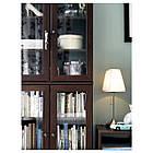 Настольная лампа IKEA ARSTID никелированная Белый (702.806.34), фото 3