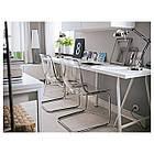 Настольная лампа рабочая IKEA FORSA Серебристый (801.467.63), фото 3