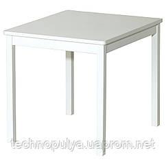 Столик дитячий IKEA KRITTER Білий (401.538.59)
