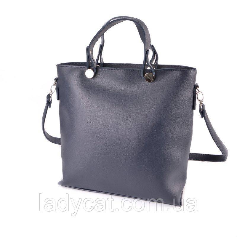 Жіноча сумка зі шкірозамінника М205-62
