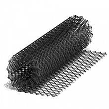 """Сітка """"Рабиця"""" оцинкована 35х35х1,6 мм (h=1,5 l=10м)"""