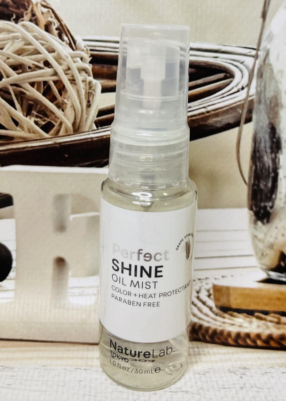 Спрей-масло для волос NATURELAB TOKYO Perfect Shine Oil Mist