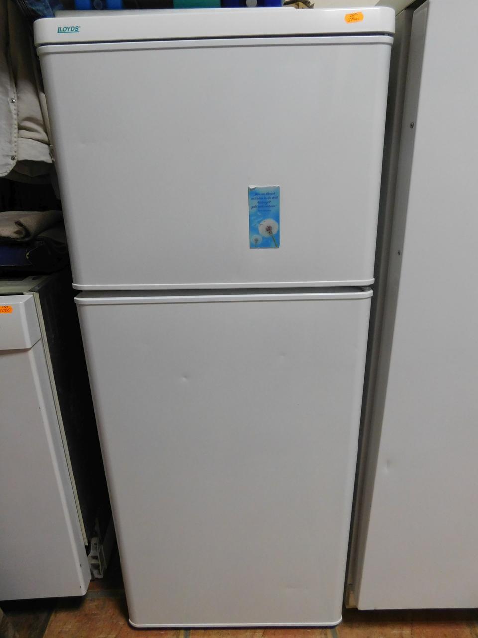 Холодильник двокамерний Loyds, б\у, Німеччина