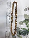 Янтарь натуральный необработанный лечебный янтарные бусы из янтаря янтарные бусы 47 см, фото 5