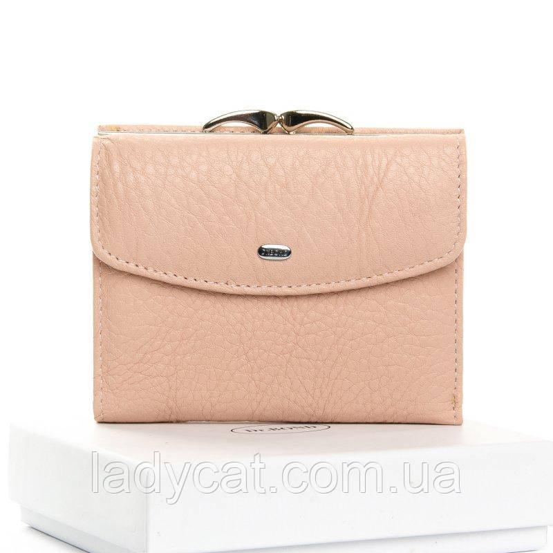 Жіночий маленький гаманець DR. BOND WS-11 pink
