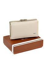 Жіночий гаманець з шкірозамінника SERGIO TORRETTI W11 beige, фото 1