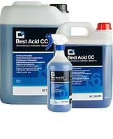 Кислотный очиститель для конденсаторов BEST ACID COND CLEANER 5 л ( РАЗБАВЛЕНИЕ 1:6 ) ( AB1212.P.01)