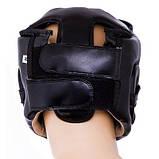 Боксерский шлем Everlast Flex M черный SKL11-280822, фото 3