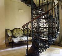 Кованые изделия ворота ограждения лестницы