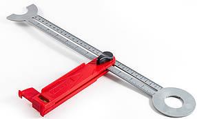 Маркер строительный Kapro для отверстий в керамике 72 и 32 мм (15-619)