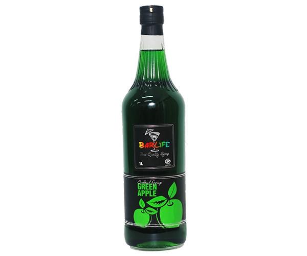 Сироп Barlife (Барлайф) Зеленое яблоко 1 л (Syrup Barlife Green apple 1 L)