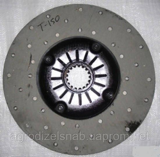 Диск сцепления Т-150, СМД-60 (мягкий) 150.21.024-2