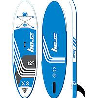 Сапборд ZRAY X-RIDER EPIC X3 12' (2021) - надувна дошка для САП серфінгу, sup board, фото 2