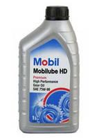 Масло Mobilube HD SAE 75W-90 API GL-5 кан. 1л